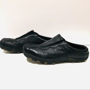 Dr Marten unisex slip on loafers black